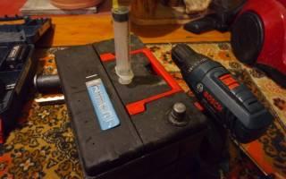 Как восстановить аккумулятор автомобиля в домашних условиях: причины и признаки износа, проверка уровня электролита и других показателей, способы ремонта и советы по использованию