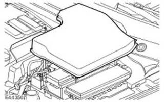 Аккумулятор ленд ровер дискавери: как снять, замена