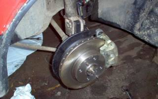 Тормозные диски на ВАЗ 2109: как определить степень изношенности, выбор новых деталей, способы демонтажа и инструкция по замене