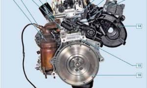 Датчик температуры двигателя на фольксваген поло: замена