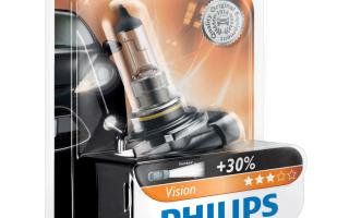 Лампы на лансер 10: ближний свет, дальний, габаритные, замена