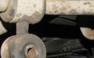 Стойки стабилизатора на ваз 2114: выбор и замена