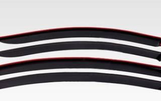 Дефлекторы на шевроле круз: замена