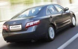 Клиренс Тойота Камри 40: проставки для увеличения дорожного просвета, как самостоятельно провести измерения и поднять автомобиль