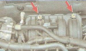 Гбц на шевроле круз: замена прокладки, момент затяжки