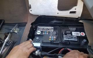 Аккумулятор порш кайен: выбор и замена, что делать если сел
