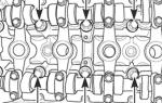 Клапанная крышка на Шевроле Лачетти: причины неисправности, пошаговая инструкция по замене и момент затяжки, необходимые инструменты и материалы